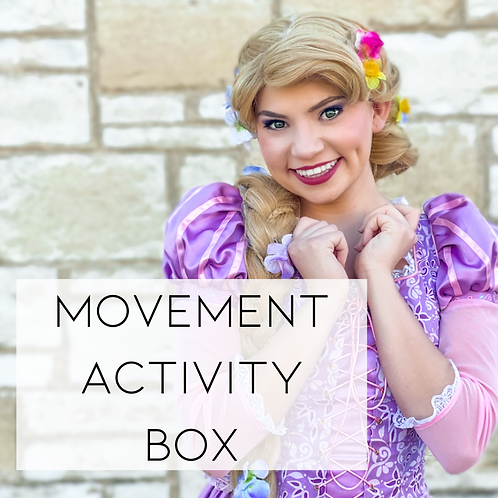 Movement Activity Box