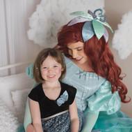 Mermaid Princess Mini Session