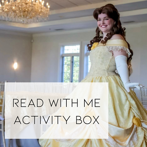Read With Me Activity Box