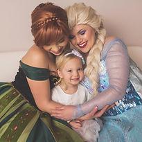Frozen, Frozen Party Ideas, Anna, Elsa, Elsa Party, Chicago Princess Party