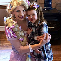 Rapunzel, Rapunzel Party, Tangled, Tangled Party Ideas, Chicago Princess Party