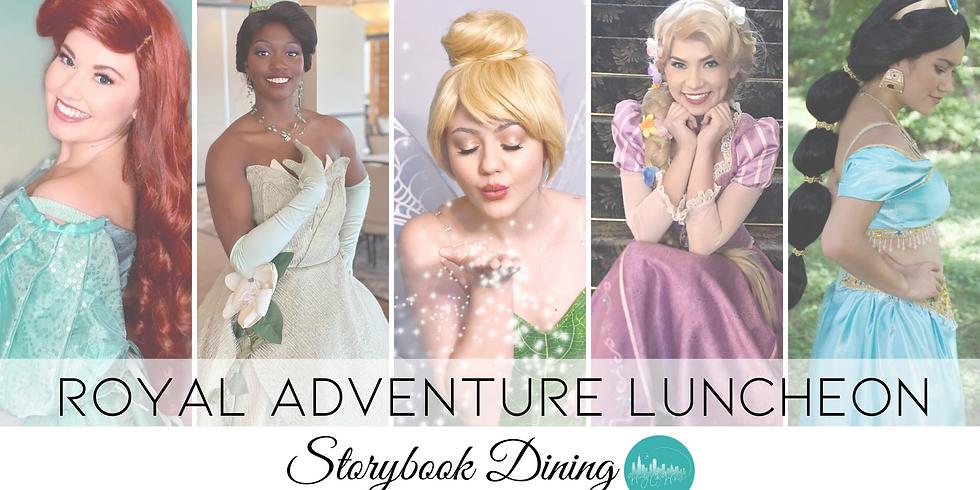 Royal Adventure Luncheon