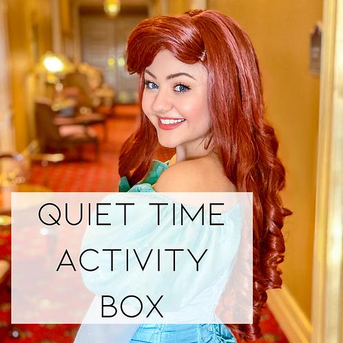 Quiet Time Activity Box