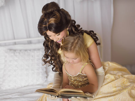 Beauty and the Beast Party, Belle, Beauty and the Beast, Chicago Priness Party, Princess Party Chiago