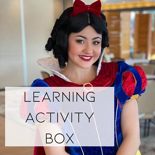 Learning Activity Box
