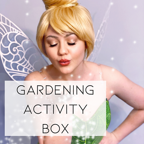 Gardening Activity Box