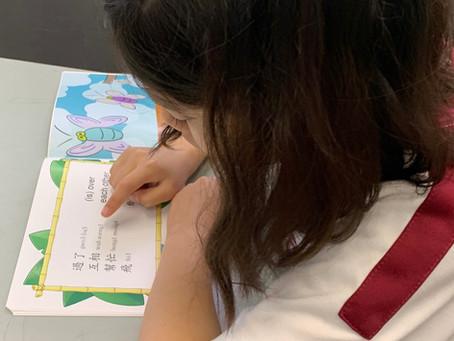 Adapted Reading Books at Li Sing Tai Hang School