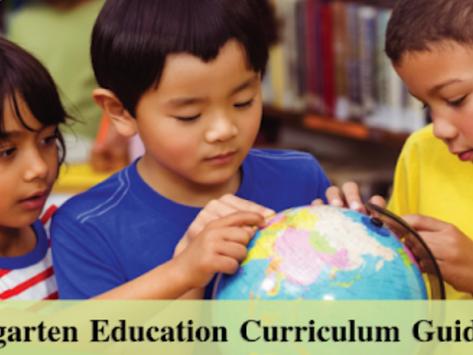 HKSARG | Kindergarten Education Curriculum Guide: Joyful Learning Through Play... (2017)