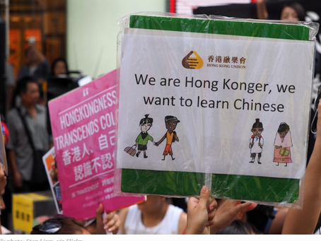 HKFP | Hong Kong Teachers have a professional responsibility to non-Chinese speaking learners.