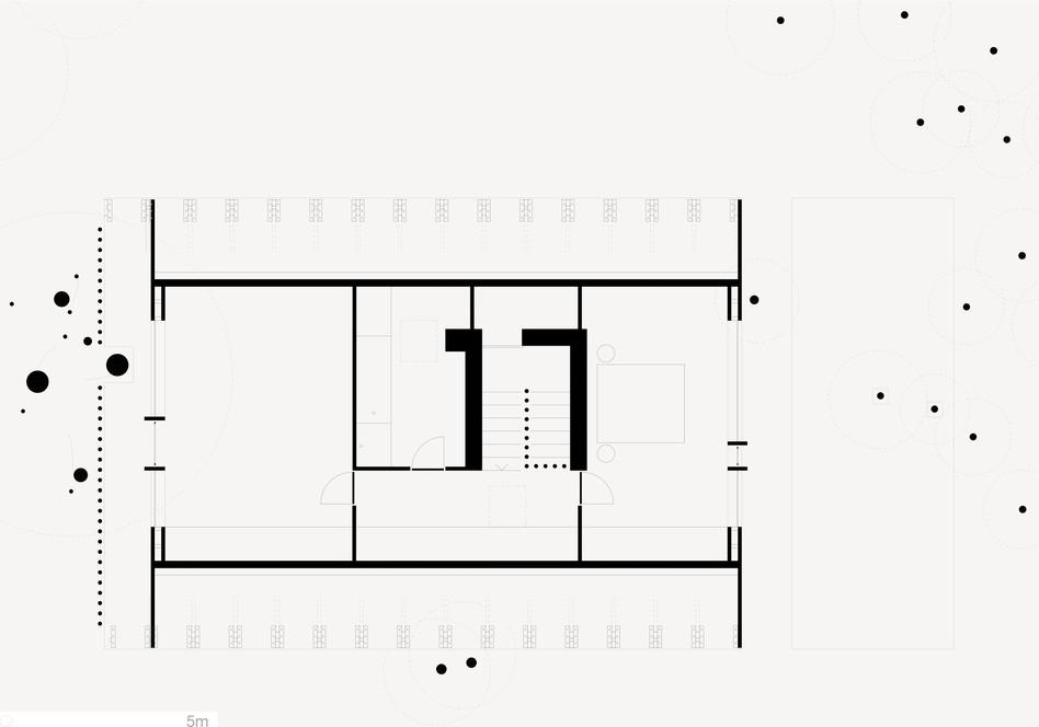 DOMlesna hiša Dom med brezami Gašper Fabijan_25