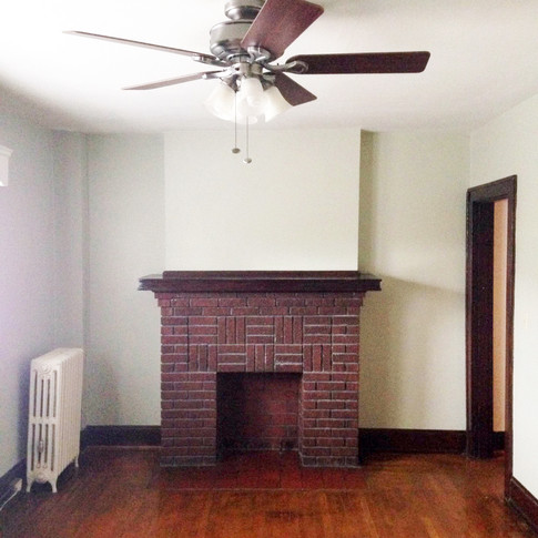 3096 Madison Fireplace