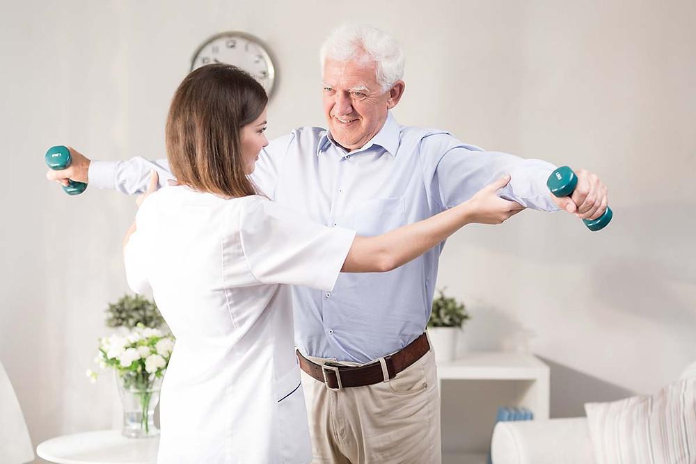ejercicio fisico en tercera edad