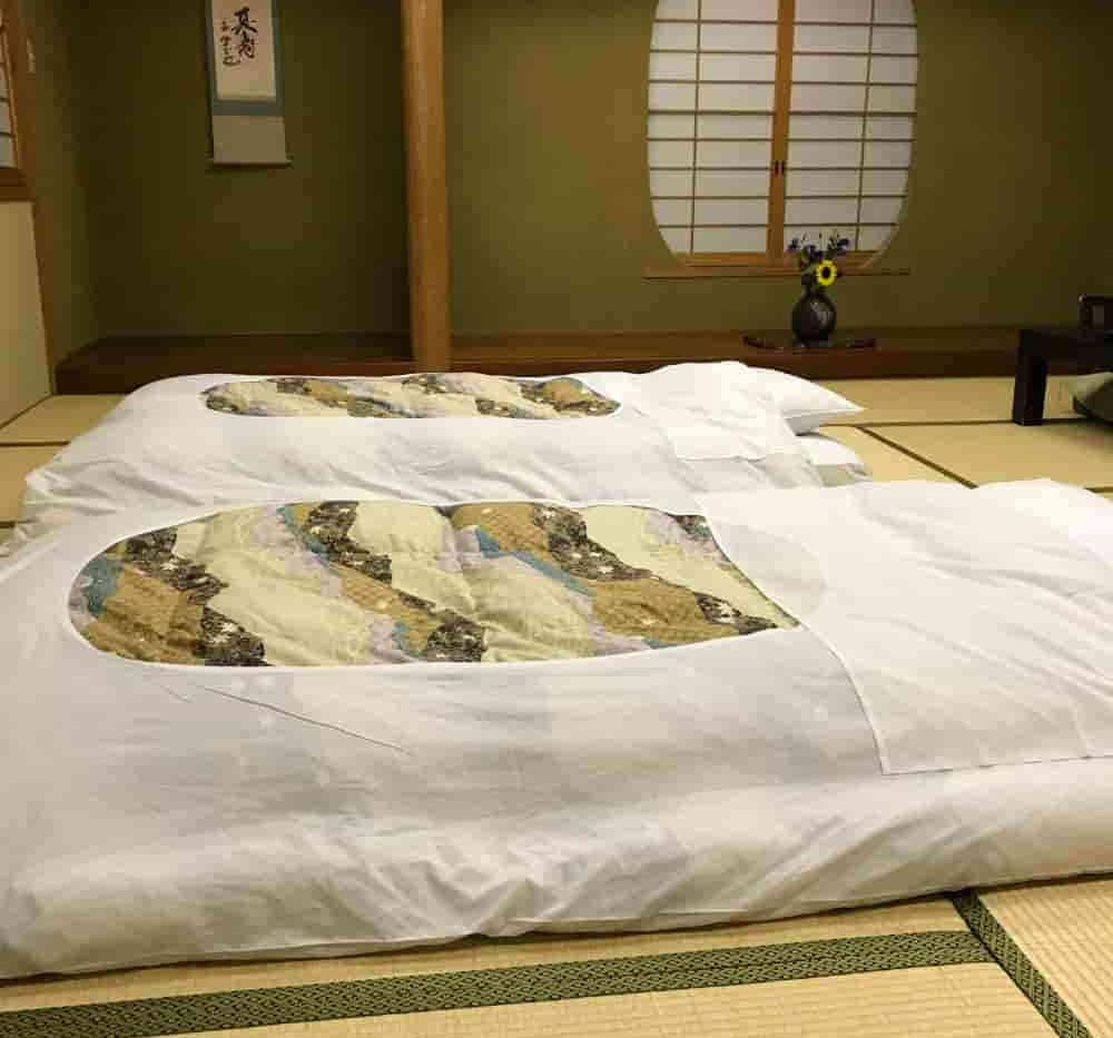 room akebono futon mattress