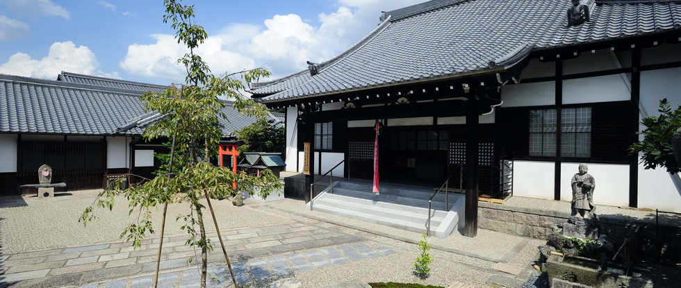 Fuku-in temple
