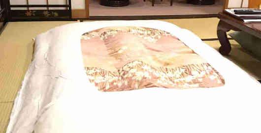 Room Yamabuki futon mattress