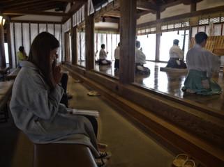 有名神社仏閣内部でできる希少体験
