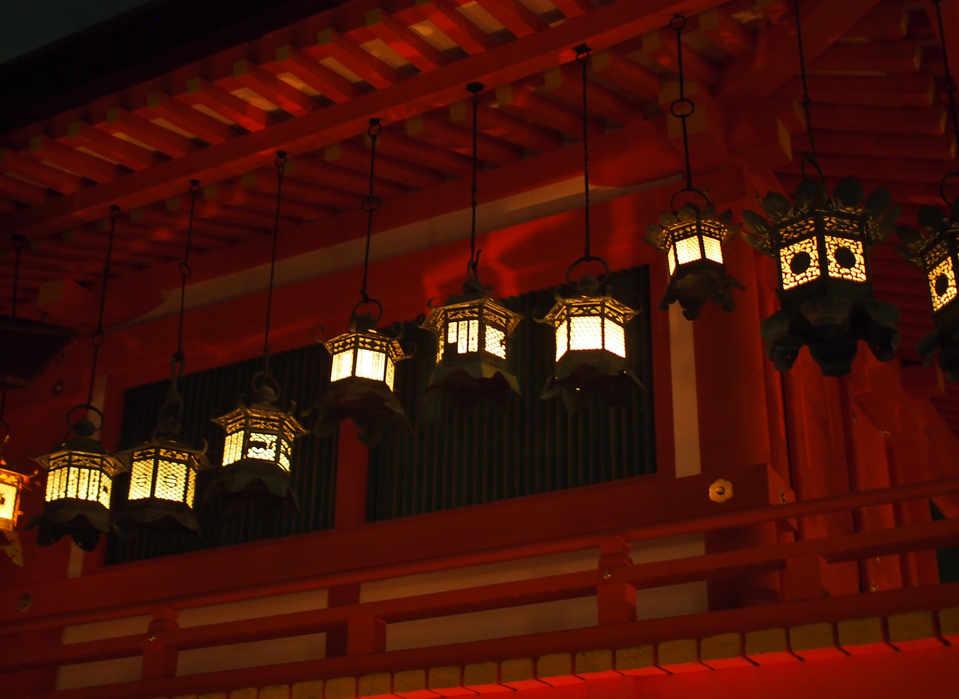 Kasuga Grand Shrine Mantoro/春日大社万灯篭