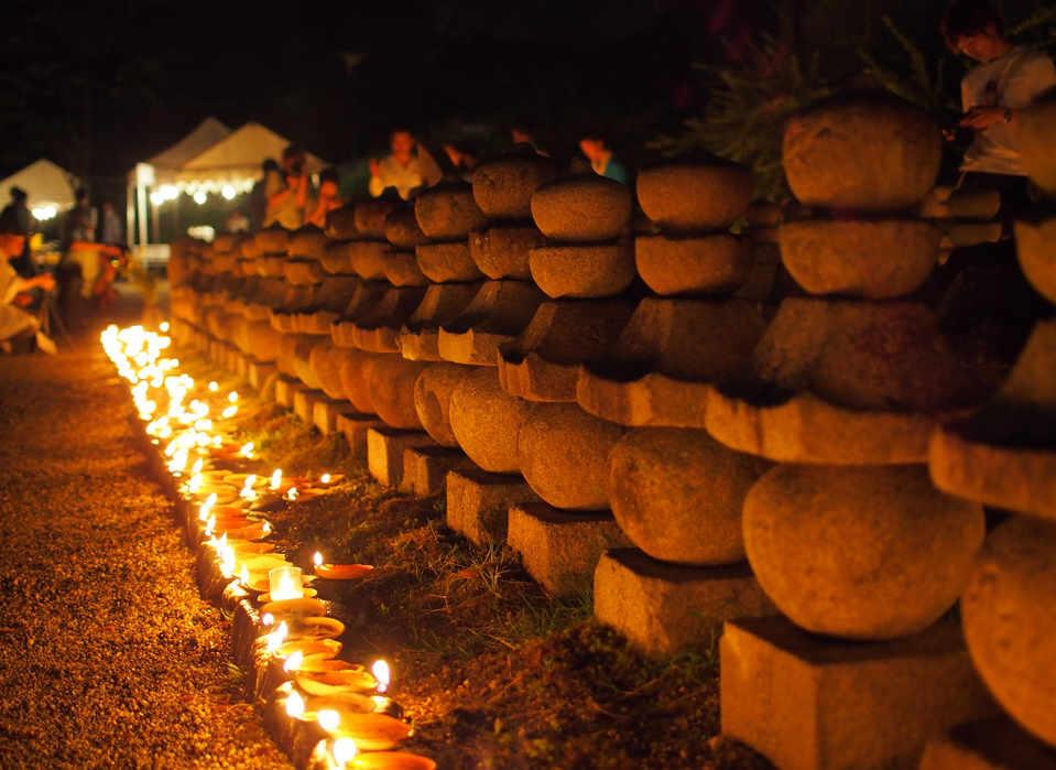 Jizo-e fest at Gango-ji/元兴寺地藏盆祭