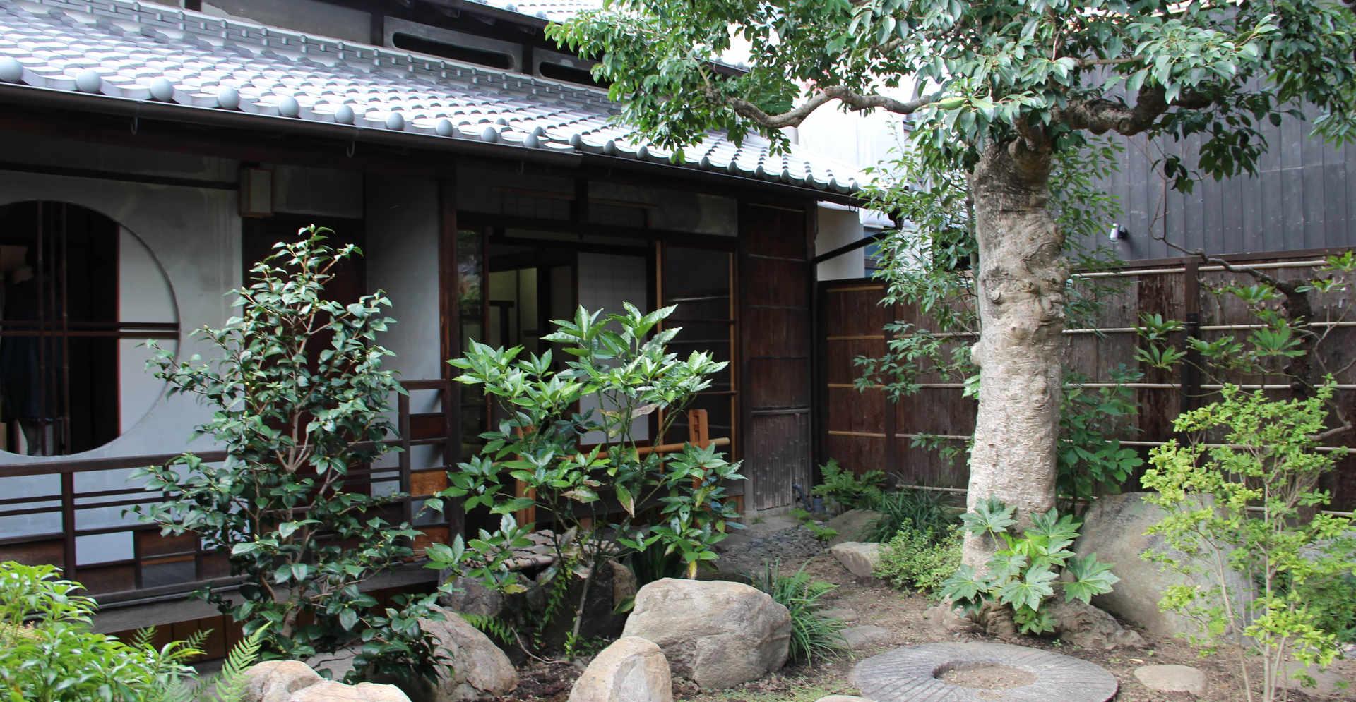 Naramachi Nigiwai-no-ie /奈良町傳統住宅