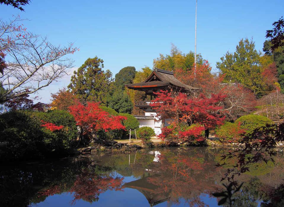 Chogaku-ji Temple / 長岳寺