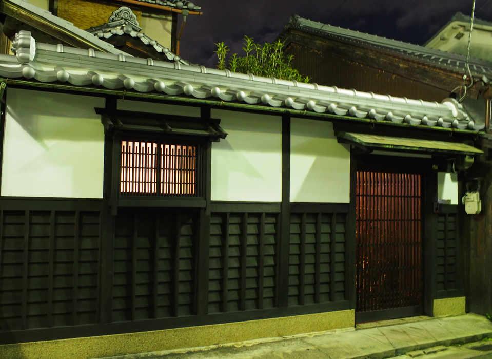 evening of Naramachi /奈良町夜色