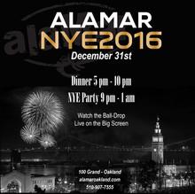 alaMar NYE 2016!