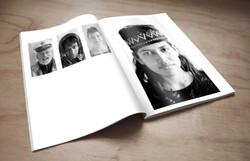 Magazine – me as a stranger