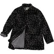 CLAIRE ANIMAL FLUFFY JACKET