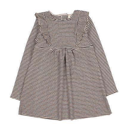 DRESS EVA (NATURAL/BLACK)