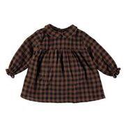 CLEMENTINE BABY COLLAR DRESS