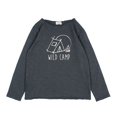 T-SHIRT ANDY WILD CAMP (NUIT)