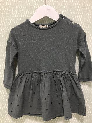 MAR CONFETTI DRESS ( MUSK )