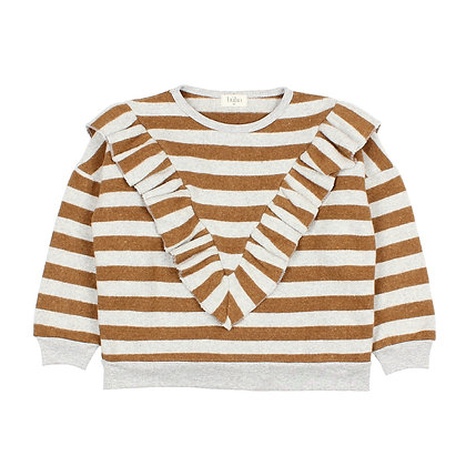 SWEATER HOLLY STRIPES