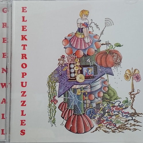 ELEKTROPUZZLES - CD (Worldwide except Europe)