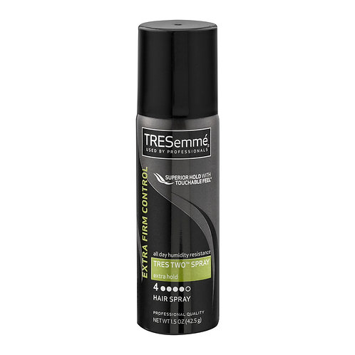 TRESemmé TRES Two Aerosol Hair Spray Extra Hold 1.5 oz