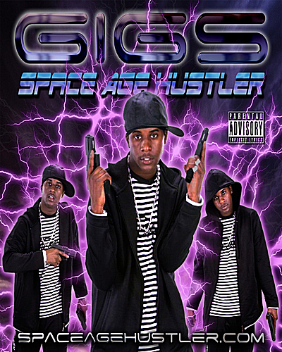 Space Age Hustler CD
