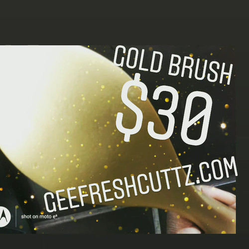 GOLD WAVE BRUSH