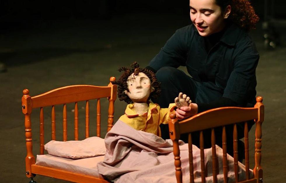 Bea Viña - Theatre Design and Finding Your Creativity