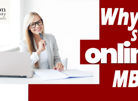 6 questions to ask yourself BEFORE choosing an online MBA