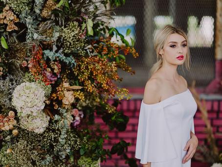 Top Bridal Makeup & Hairdo Trend - Year 2019 /2020