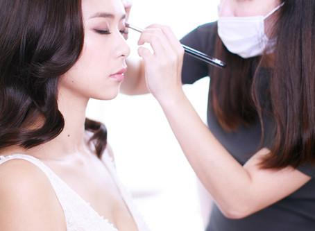 Bridal  Makeup Artist as a Second Career