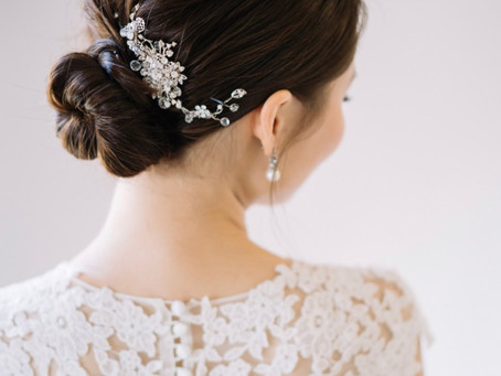 Quick tips: Choosing Your Bridal Hair Accessories