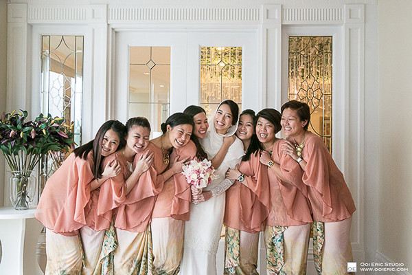 malay wedding bridesmaid bridal makeup aivy yong