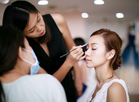 How to get your makeup work noticed online?