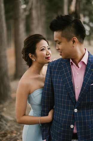 australia destination pre wedding photography makeup aivy yong
