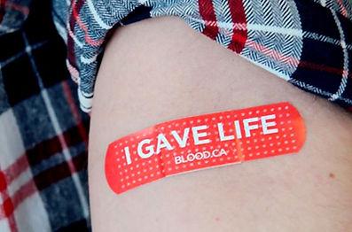 I_gave_life_band_aid_photo___Super_Portr