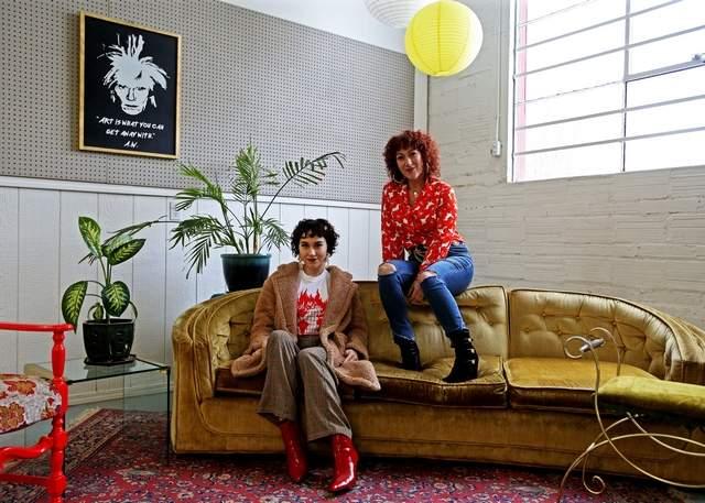 Delia & Melinda Cadwallader, cofounders, The Hive CDA