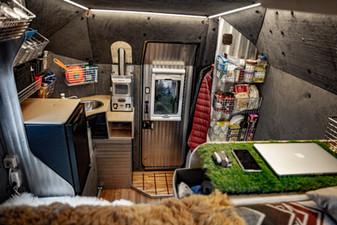 Kimbo fully loaded fully built interior options