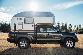 Kimbo 6 foot camper side profile