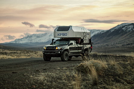 durable simple design for remote camping